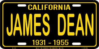 Black California James Dean