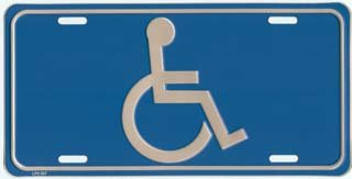 Handicapped License Plates