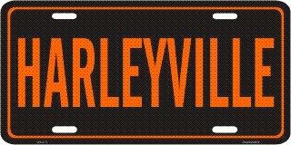 Harleyville License Plates
